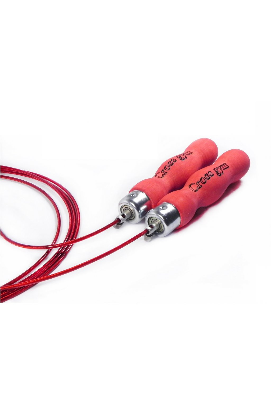 Červené lanko, farebná rukoväť